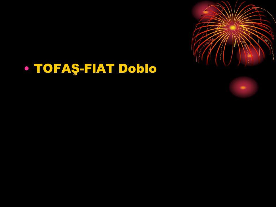 TOFAŞ-FlAT Doblo
