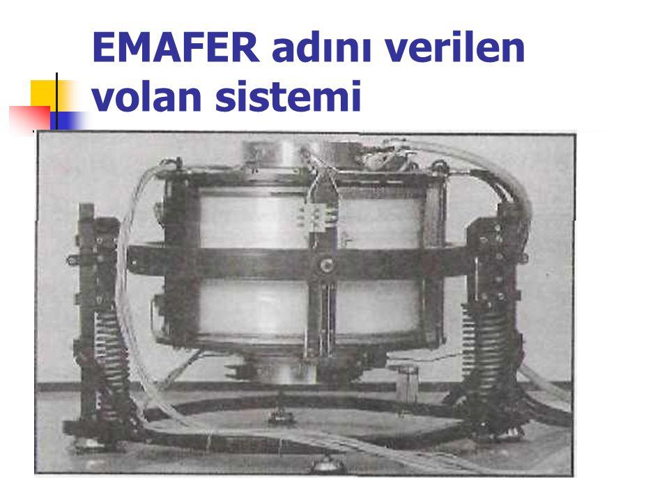 EMAFER adını verilen volan sistemi