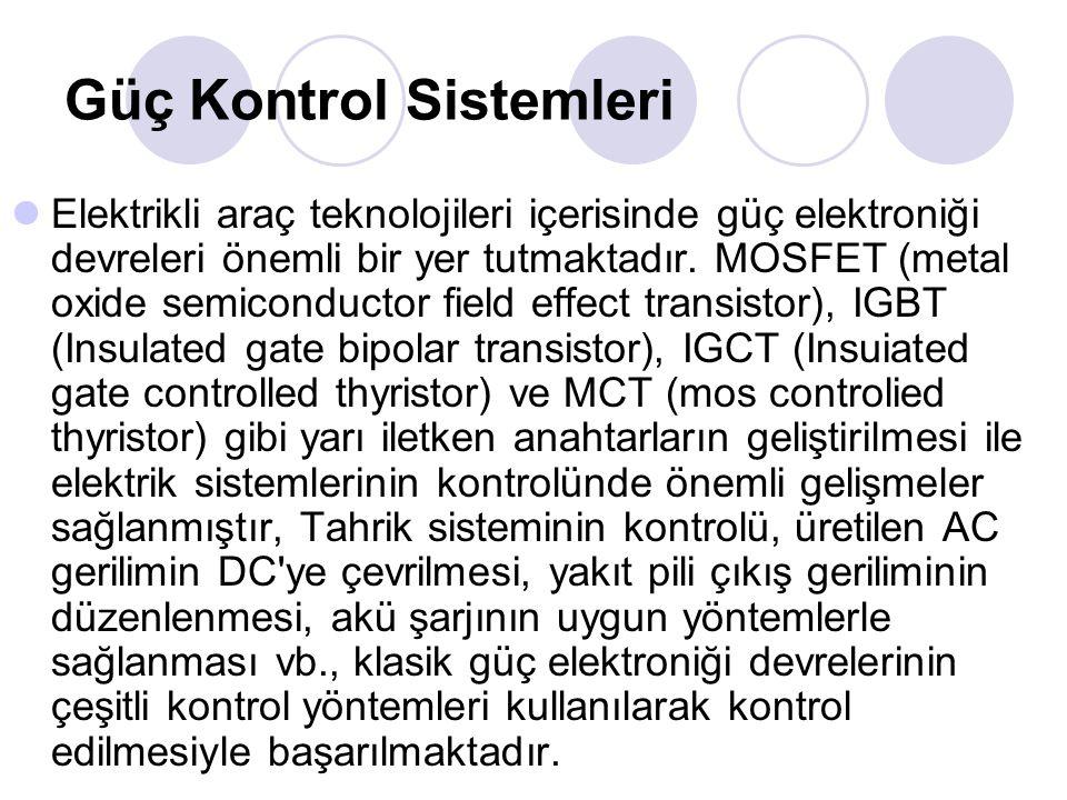 Güç Kontrol Sistemleri