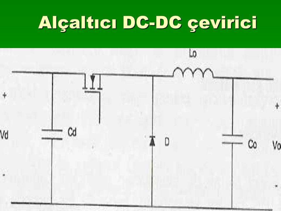 Alçaltıcı DC-DC çevirici