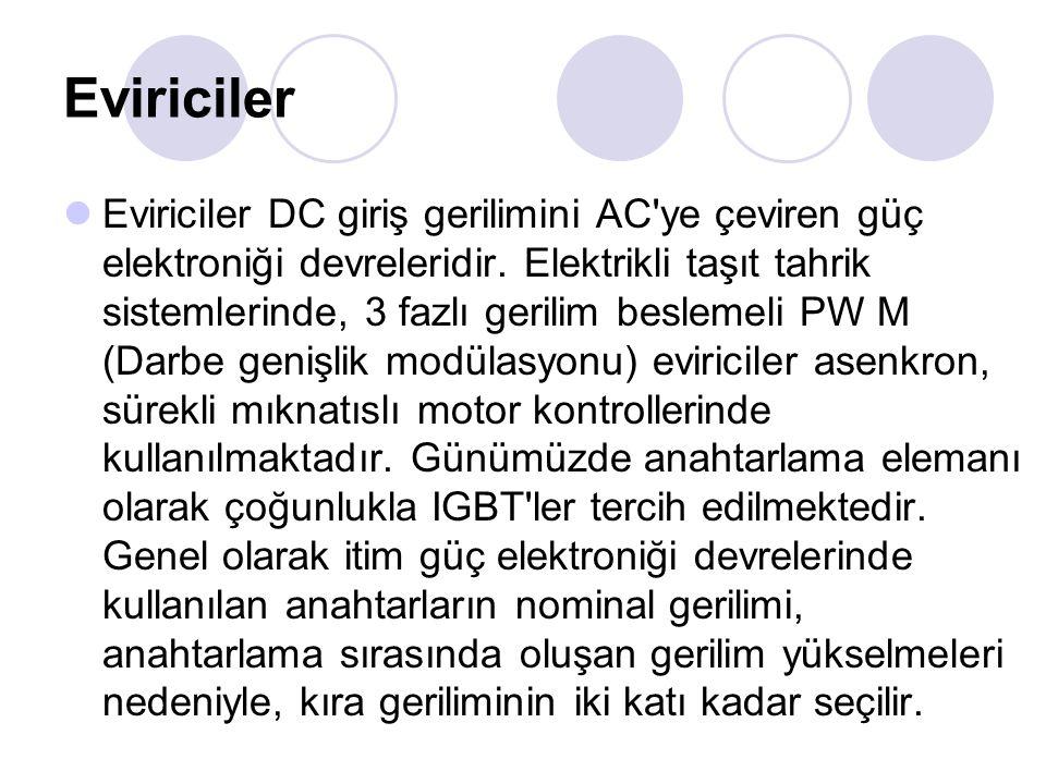 Eviriciler