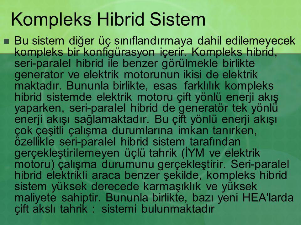 Kompleks Hibrid Sistem