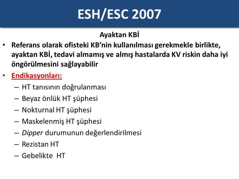 ESH/ESC 2007 Ayaktan KBİ.