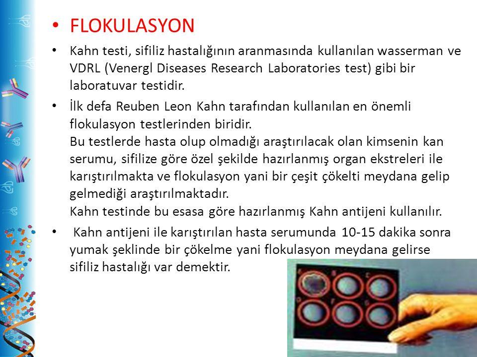 FLOKULASYON
