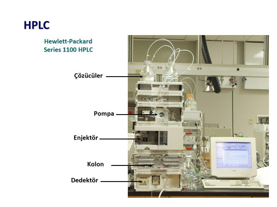 Hewlett-Packard Series 1100 HPLC