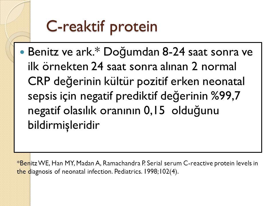 C-reaktif protein