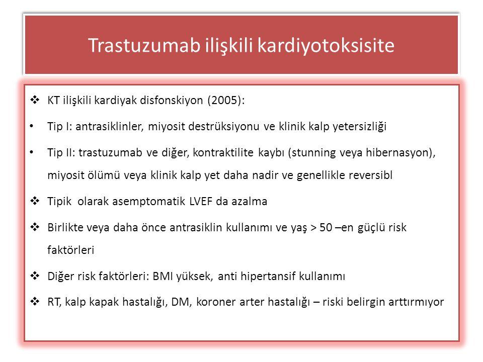 Trastuzumab ilişkili kardiyotoksisite