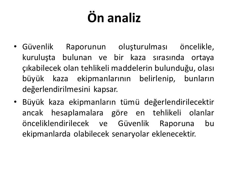 Ön analiz