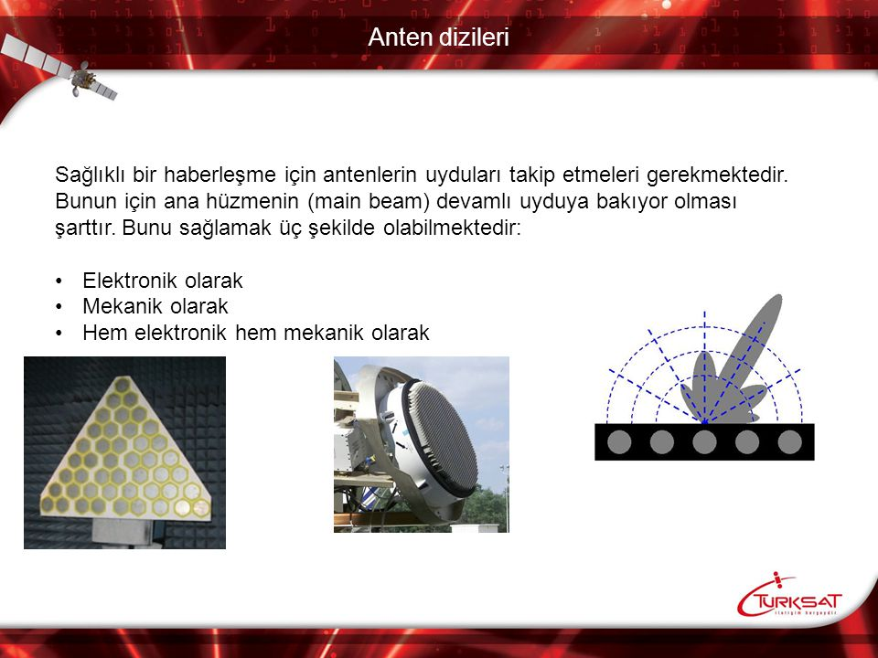 Anten dizileri
