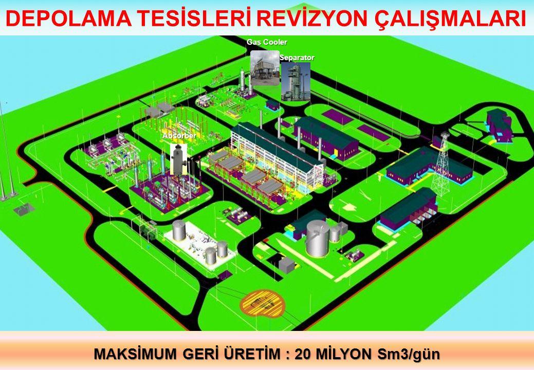 DEPOLAMA TESİSLERİ REVİZYON ÇALIŞMALARI