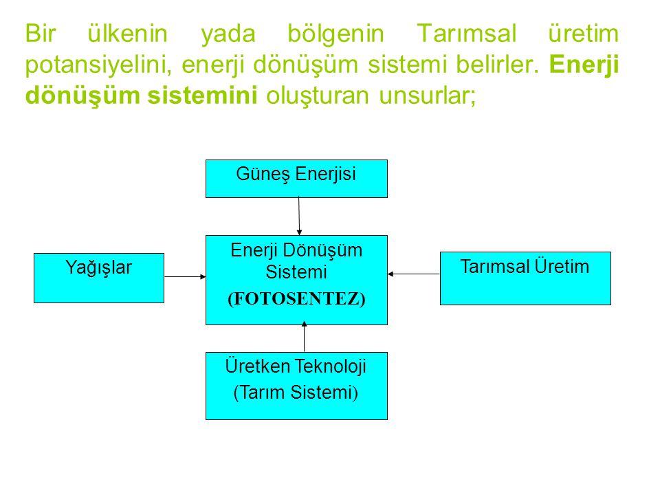 Enerji Dönüşüm Sistemi