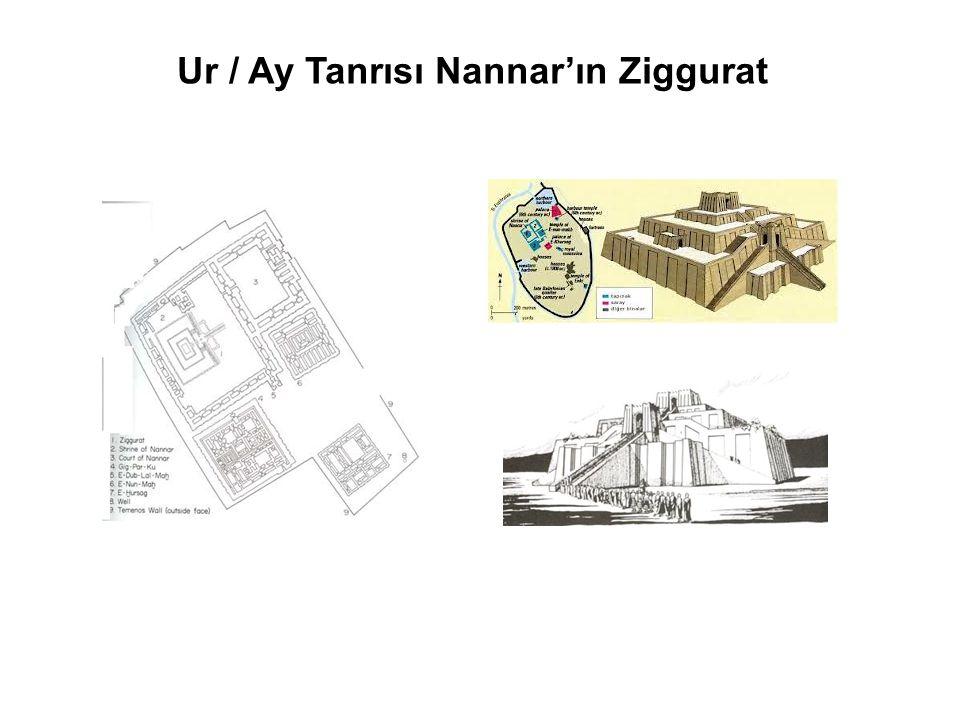 Ur / Ay Tanrısı Nannar'ın Ziggurat