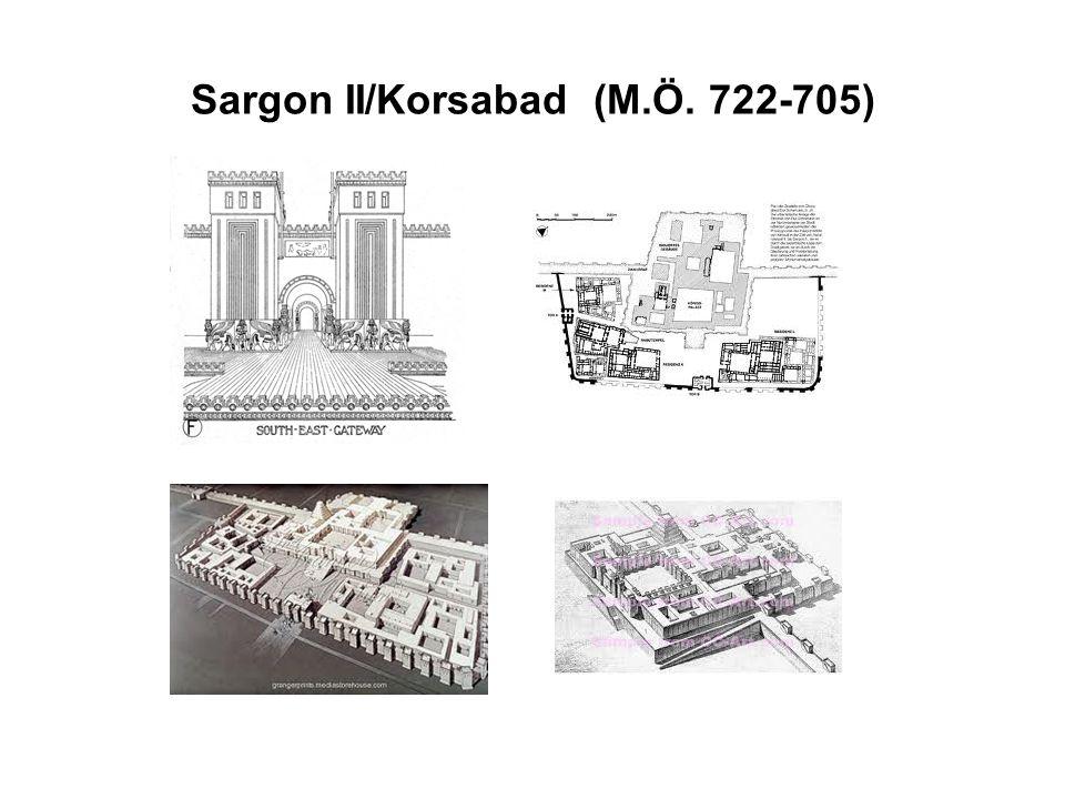 Sargon II/Korsabad (M.Ö. 722-705)