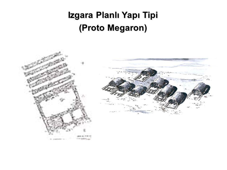 Izgara Planlı Yapı Tipi