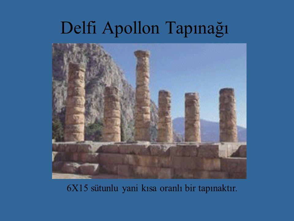 Delfi Apollon Tapınağı