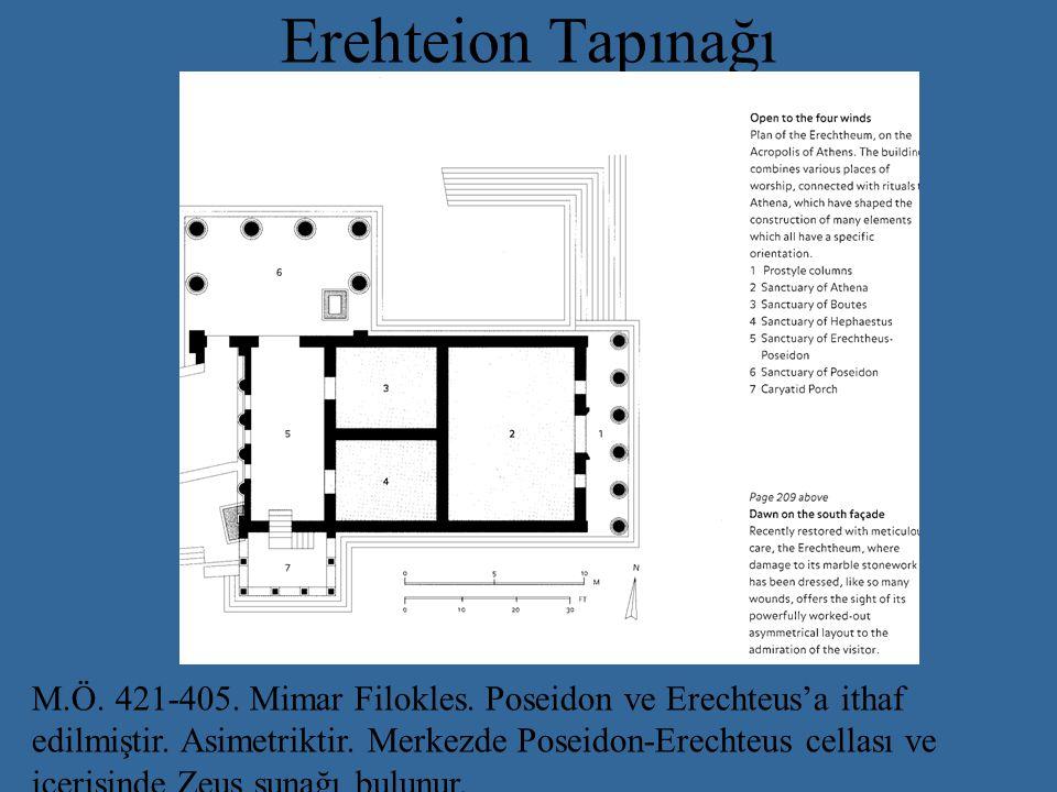 Erehteion Tapınağı