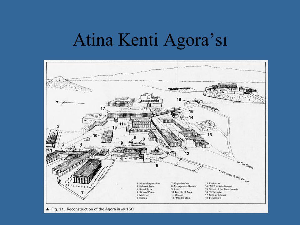 Atina Kenti Agora'sı