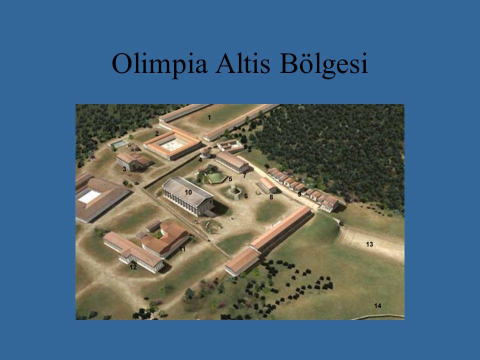 Olimpia Altis Bölgesi