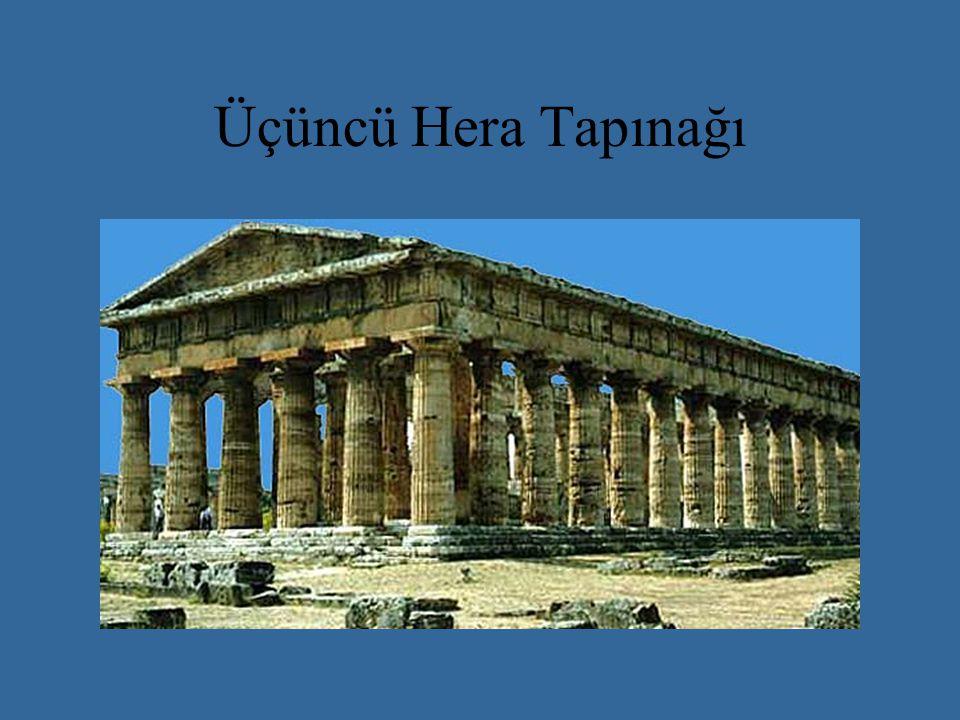 Üçüncü Hera Tapınağı