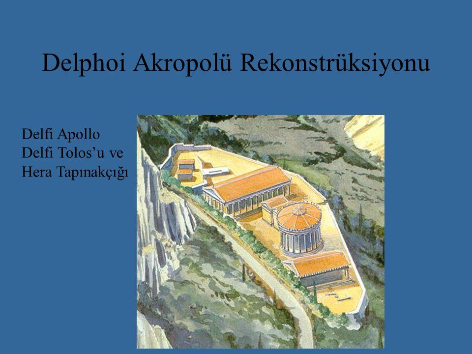 Delphoi Akropolü Rekonstrüksiyonu