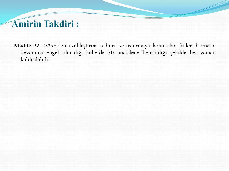 Amirin Takdiri :