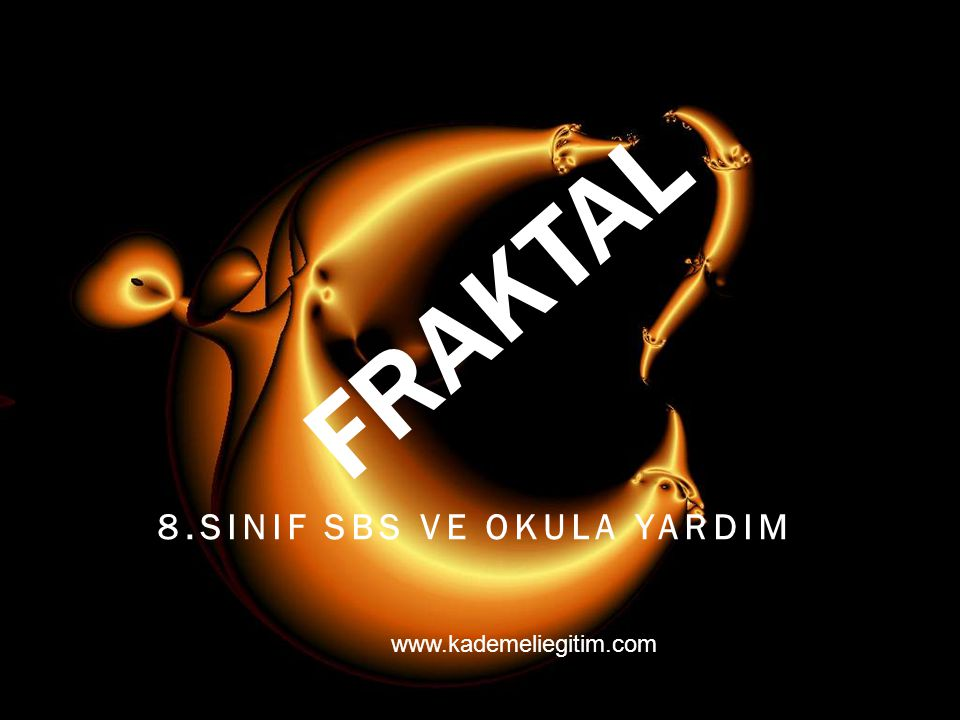 8.SINIF SBS VE OKULA YARDIM
