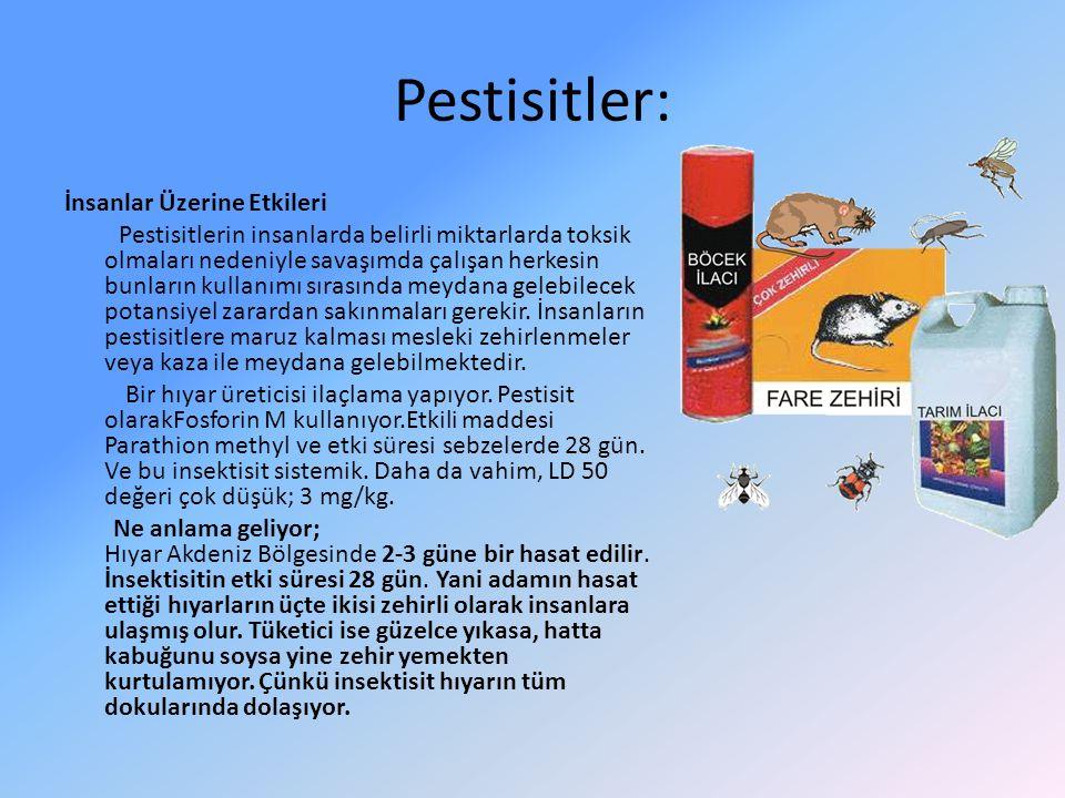 Pestisitler: