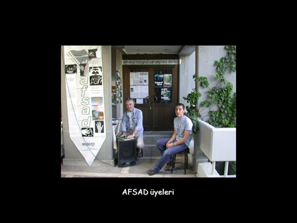 AFSAD üyeleri