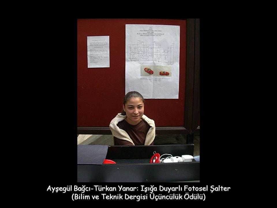 Ayşegül Bağcı-Türkan Yanar: Işığa Duyarlı Fotosel Şalter