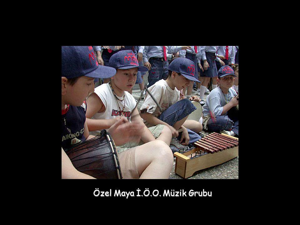Özel Maya İ.Ö.O. Müzik Grubu