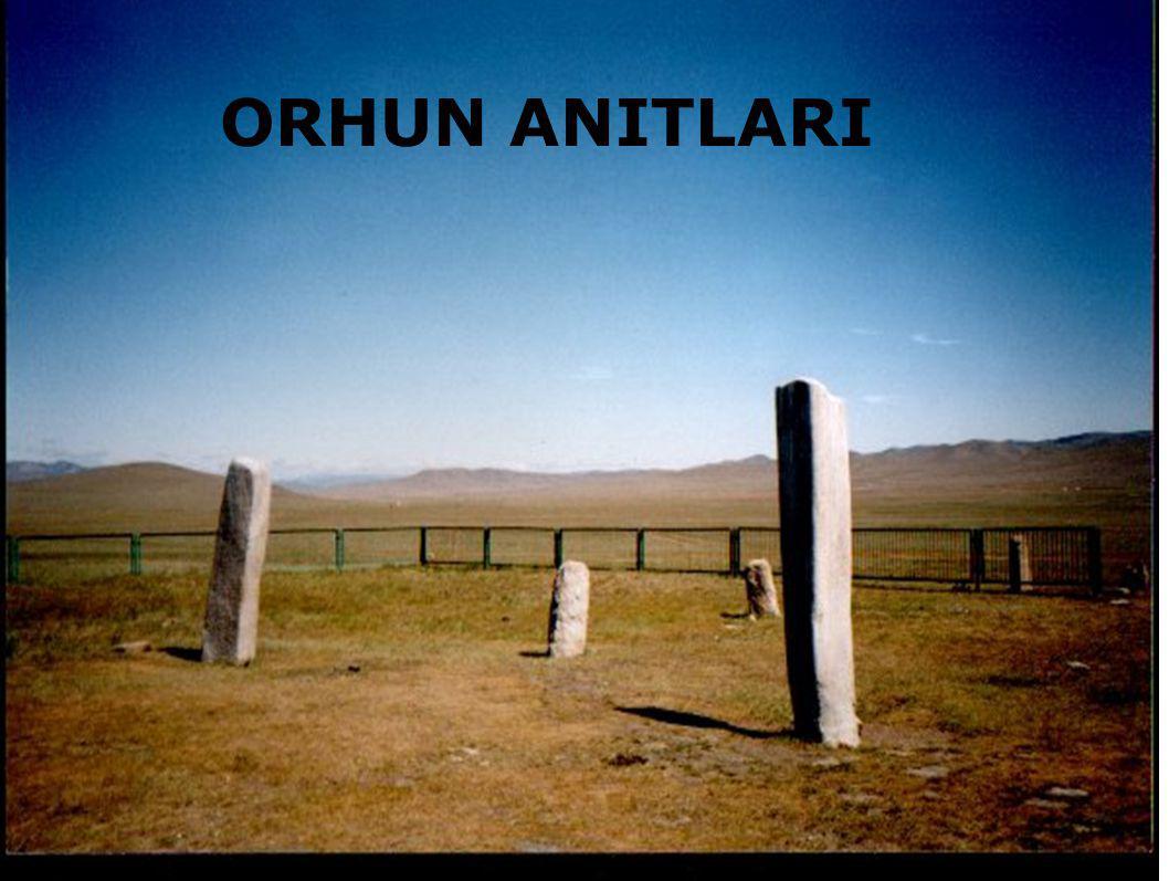 ORHUN ANITLARI