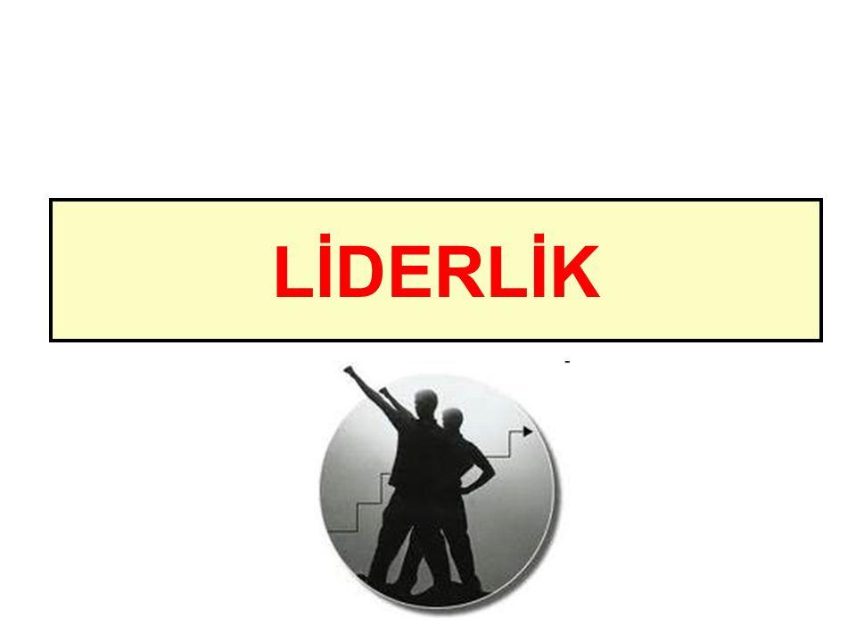 LİDERLİK