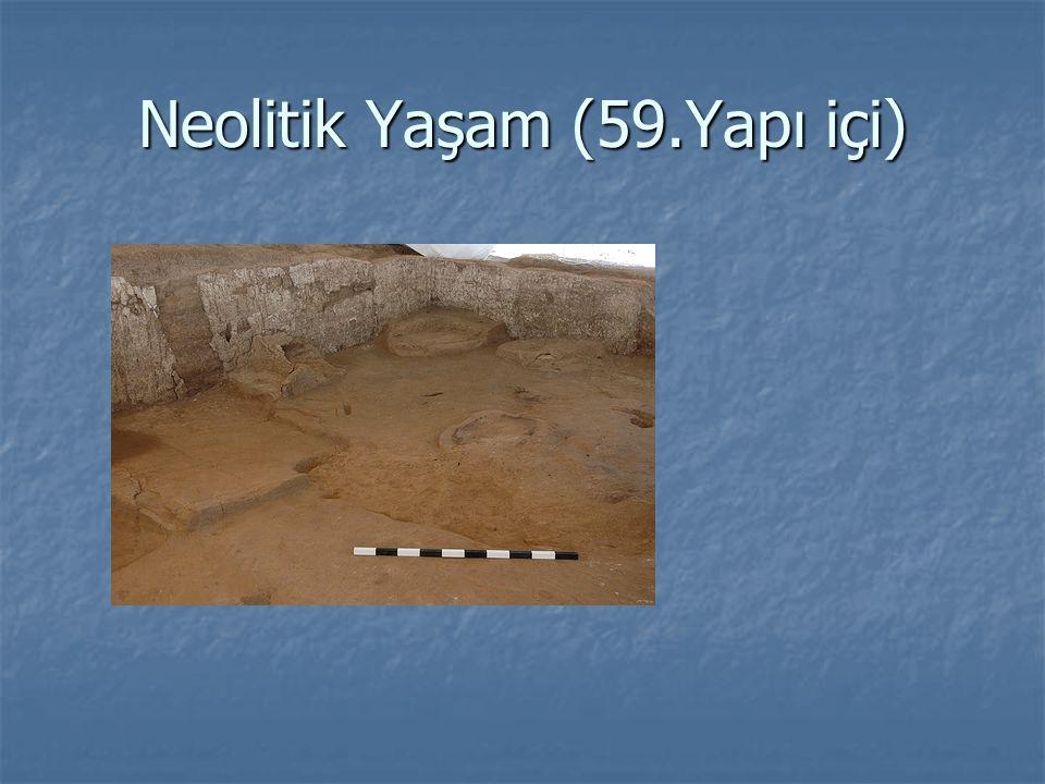 Neolitik Yaşam (59.Yapı içi)