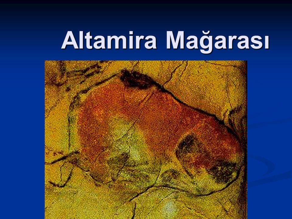 Altamira Mağarası