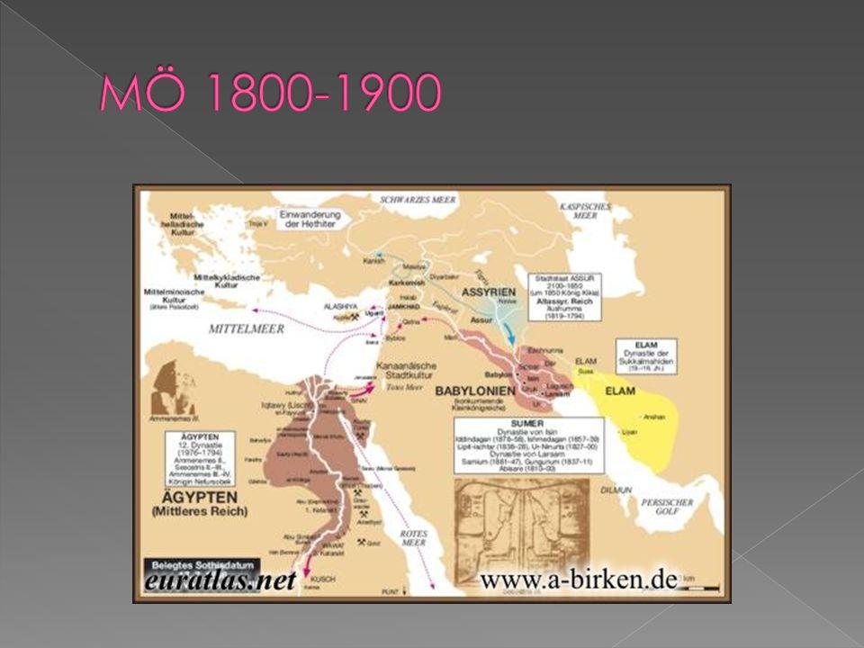 MÖ 1800-1900