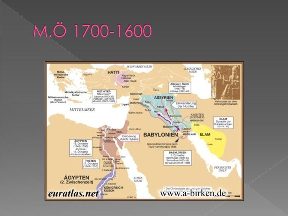 M.Ö 1700-1600