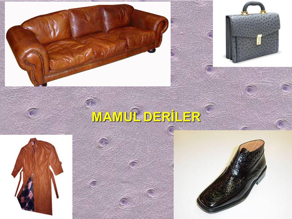 MAMUL DERİLER