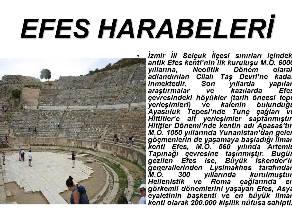 EFES HARABELERİ