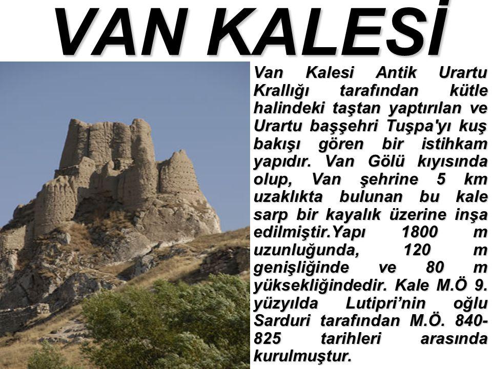 VAN KALESİ