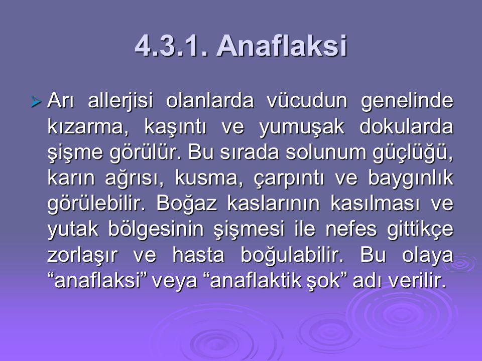 4.3.1. Anaflaksi
