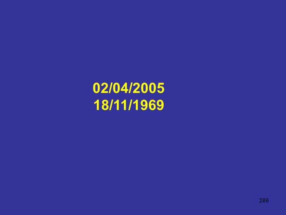 02/04/2005 18/11/1969