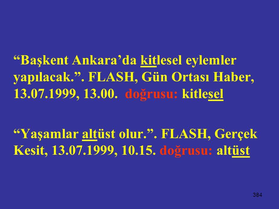 Başkent Ankara'da kitlesel eylemler yapılacak.