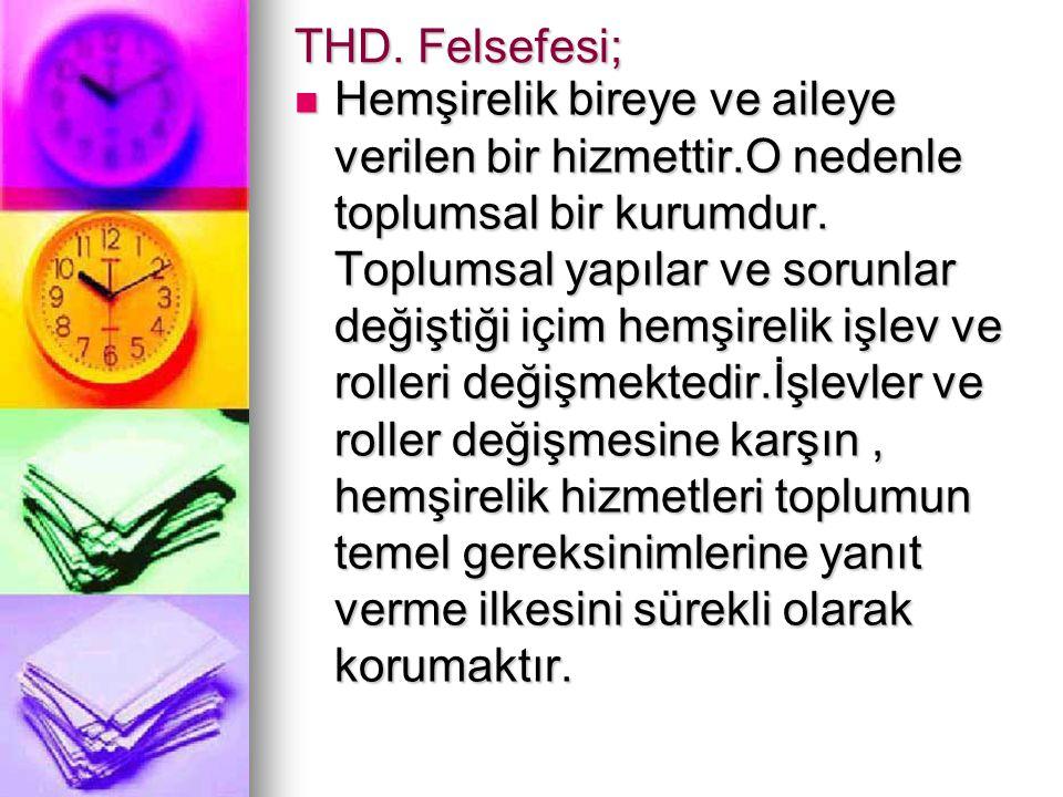 THD. Felsefesi;