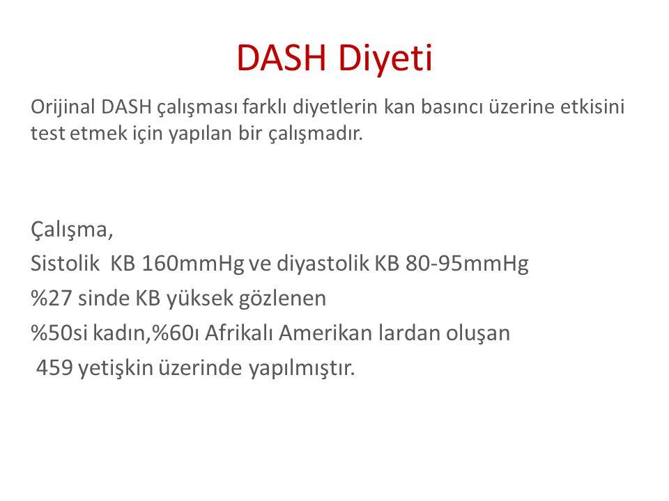 Sistolik KB 160mmHg ve diyastolik KB 80-95mmHg