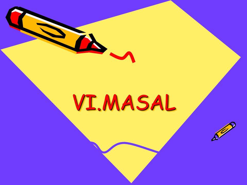 VI.MASAL