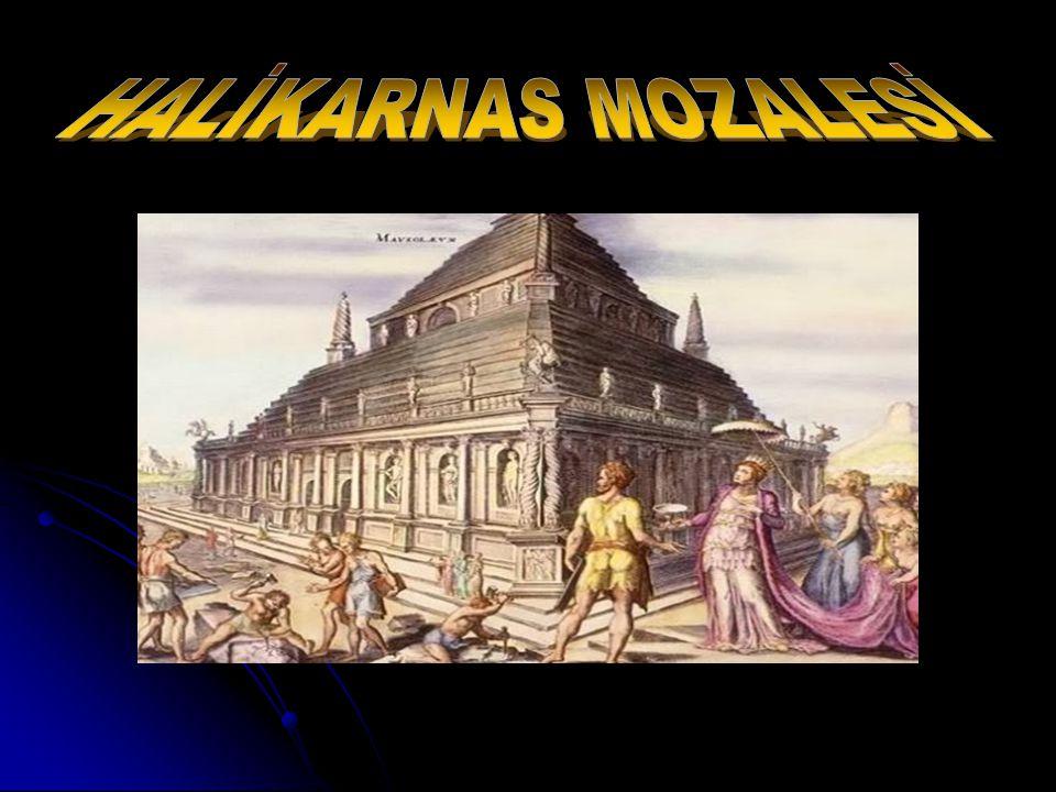 HALİKARNAS MOZALESİ