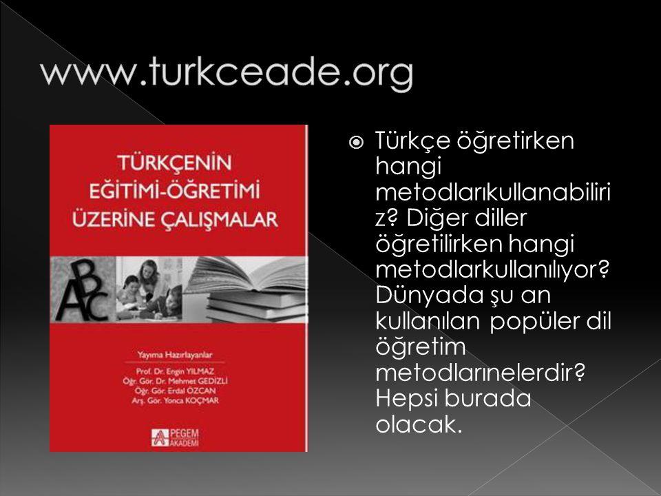 www.turkceade.org