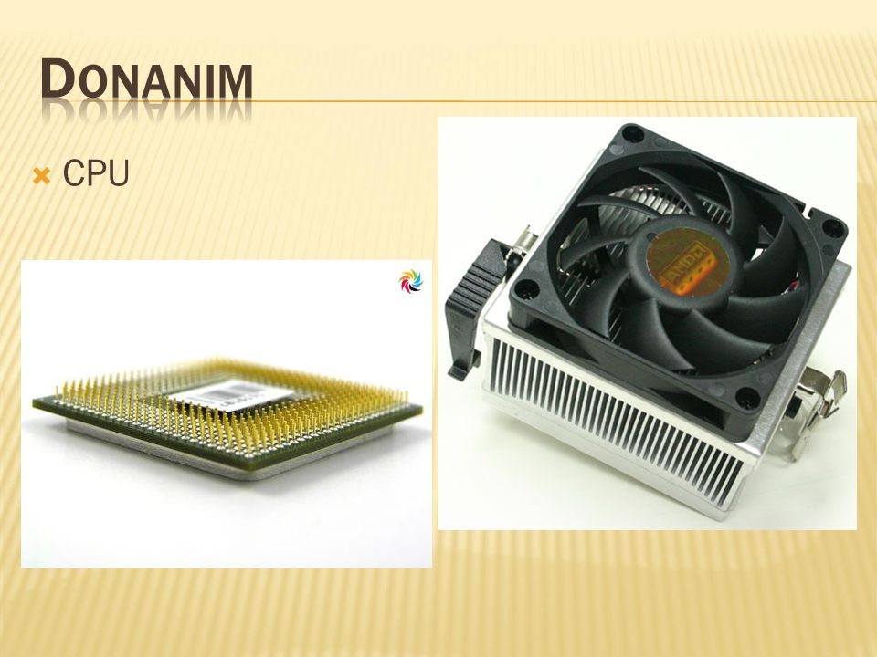 DoNanIM CPU