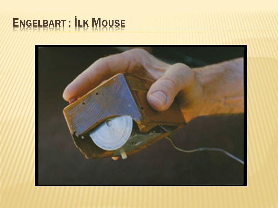 Engelbart : İlk Mouse