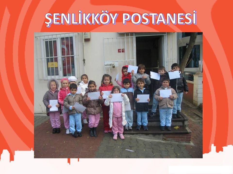ŞENLİKKÖY POSTANESİ